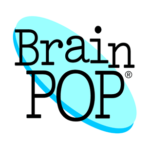 BrainPop is a group of educational websites with over 1,000 short animated movies for students in grades K-12, together with quizzes and related materials, covering the subjects of science, social studies, English, math, engineering and technology, health, and arts and music.